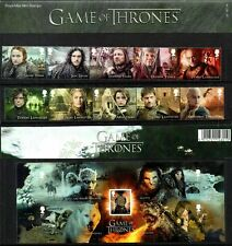 More details for game of thrones presentation pack - pack no 551 - inc mini sheet.- 23.01.2018.