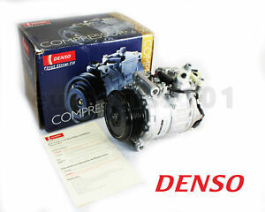 New! Mercedes-Benz C240 DENSO A/C Compressor and Clutch 471-1581 0012305811