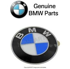 NEW BMW Wheel center cap Emblem insignia badge 64.5mm GENUINE 36 13 6 767 550
