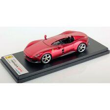 Look Smart Ls499a - Ferrari Monza Sp1 Grigio Titanio Met.