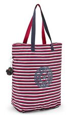 Kipling Hip Hurray 5 in Sugar Stripes BNWT