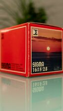 SIGMA 16mm f/2.8 for Pentax FISH-EYE LENS