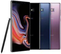 Samsung Galaxy Note 9 - Factory Unlocked - Verizon / AT&T / Global - Smartphone