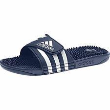 Adidas Adilette Adissage Beach Sandals Slippers Massage Sandal F35579 Navy Blue