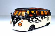 VW T1 Samba IM HARLEY-DAVIDSON DESIGN SCALA 1:25 von Maisto