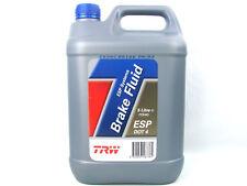 5Liter TRW Lucas PFB445 ESP DOT 4 Bremsflüssigkeit Auto Motorrad Brake Fluid