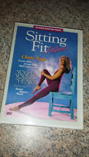 Sitting Fit Anytime Chair Yoga featuring Susan Winter Ward (DVD, 2003) SEALED