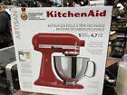 KitchenAid Artisan Series 5 Quart Tilt-Head Stand Mixer  Empire Red (KSM150PSER) photo
