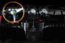 FERRARI 250 GT BERLINETTA PININFARINA COCKPIT LARGE POSTER  VINTAGE CAR POSTER
