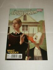 Marvel AMAZING SPIDER-MAN #17 What the Duck Variant NM/M