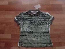 "Polo-Shirt""John Galliano""Neu,Gr.XS,100%Cotton,mehrfarbig,Made in Italy"