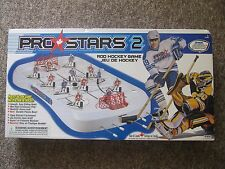 Irwin Table Top Hockey Game. FACTORY SEALED IN THE BOX.  Pro Stars 2