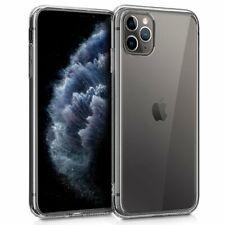 Funda Silicona 100% Transparente para iPhone X/ XS / XR / XS Max / 11/ SE(2020)