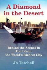 A Diamond in the Desert: Behind the Scenes in Abu Dhabi, the Worlds Richest Cit