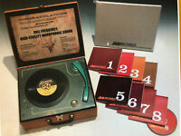 RAY CHARLES Pure Genius: Complete Atlantic Recordings1952-1959 - 7 CDs & 1 DVD