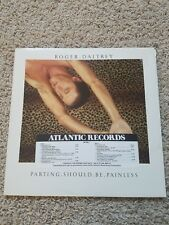 Roger Daltrey Parting Should Be Painless  ALBUM LP PROMO