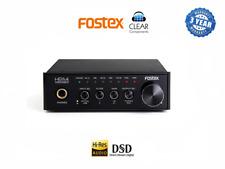 FOSTEX HP-A4 DSD DAC DIGITAL ANALOG CONVERTER USB DA WANDLER KHV HIGHEND - TOP!