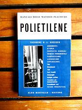 Kresser POLIETILENE Aldo Martello 1961 ingegneria chimica