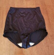 NWOT Bali Black Brief Panty Light Shapewear Panties Size M