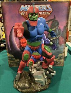 Pop Culture Shock He-Man Masters Of The Universe MOTU TRAP JAW Statue PCS Figure