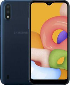 """Samsung Galaxy A01 32GB 2GB RAM SM-A015M/DS (FACTORY UNLOCKED) 5.7"""""""