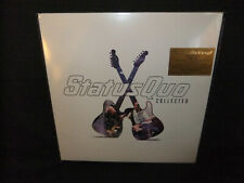 Status Quo Collected Sealed New Purple Colored Vinyl 2 LPs Best Of