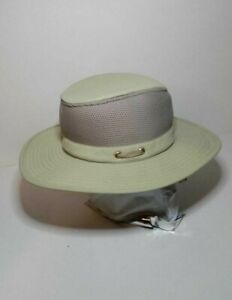 Tilley LTM8 Lightweight Mesh 7 1/4 Sun-Protection Hat UPF50+  Made in Canada