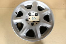 "W220 Mercedes Wheel Rim 7.5x16 16"" 7 Hole S430 S500 2000 2001 2002 2003 S-Class"