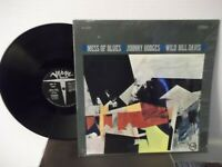 """Johnny Hodges,Verve,""""Mess of Blues"""",US,LP,stereo,Still In Shrink,cool jazz,Mint"""
