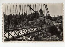 Switzerland - FRIBOURG - The bridge the Gottéron (J1872)
