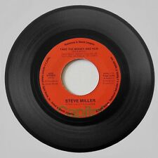 1976 Steve Miller 'Take The Money And Run/Sweet Maree' Capitol 45 RPM NM