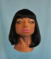 Female Mask Venessa SPT Latex Masks! With Wig