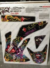 AMR Racing Honda CRF 150R MX Graphic Kit Dirt Bike Decals CLOSE OUT 07-16 EH LK