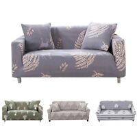 Sofa Slipcover Anti-slip Couch Cover 1/2/3/4 Seater Protector Cloth Home Decor