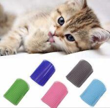 Cat Pet Self Groomer Brush Wall Corner Grooming Massage Comb Toy Groom Cat brush