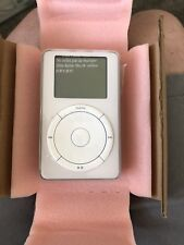 Incredibly Rare - New Apple iPod classic 1st Generation (Late 2001) White (5GB)