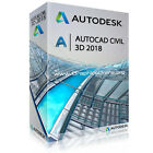 Autodesk AutoCAD Civil 3D 2018 - 3 years license - Win - Multi languages