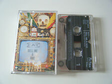 EAT - SELL ME A GOD - CASSETTE TAPE - FICTION (1989)