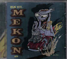 Mekon-Relax With Mekon cd album