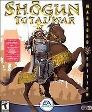 Shogun: Total War -- Warlord Edition (PC, 2001)