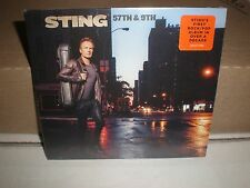 sting 57th&sth neuf sous blister