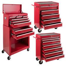 Arebos® Werkstattwagen Werkzeugwagen Werkzeug Rollwagen Werkzeugkiste