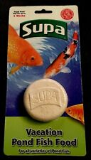 SUPA 2 Week, Vacation Pond Fish Food, All Varieties Of Pond Fish