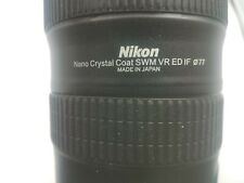 Nikon Nano Crystal Coat SWM VR ED IF 77 Mug Drinking Cup