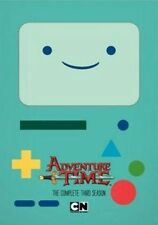 Adventure Time Complete Third Season 0883929365531 DVD Region 1