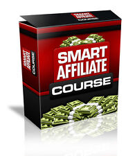 Discover How To Make Income Every Day With Affiliate Marketing Smart Course (CD)
