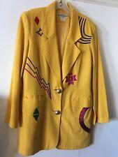 Adele Simpson Vintage Blazer Med. Excellent