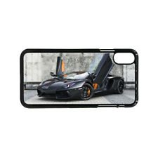 Sport Car 010 Generations Hard Phone case fits Iphone X