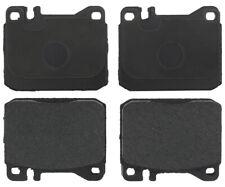 Disc Brake Pad Set-Base Front,Rear Raybestos PGD145M