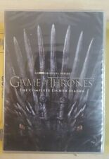 Game of Thrones The_Eight Season DVD Comple8 Series UK Region Free Postage